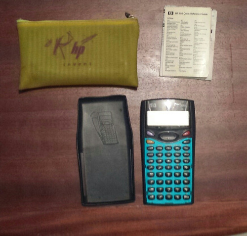 Calculadora Hp 30 S 20 $