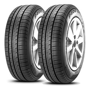 Kit X2 Neumáticos 175/65/14 Pirelli P400 Evo 82h Cuotas