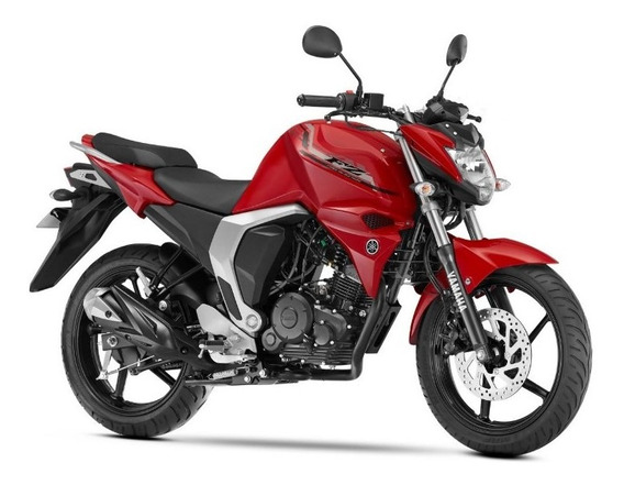 Yamaha Fz 16 Fi 12 Ctas S Interes Moto Ciclofox