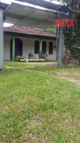 Chácara Com 3 Dormitórios À Venda, 760 M² Por R$ 375.000 - Mata Fria - Mairiporã/sp - Ch0247