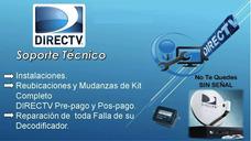 Servicio Instalación Tdt Tv Satelital Directv Pregago Androi