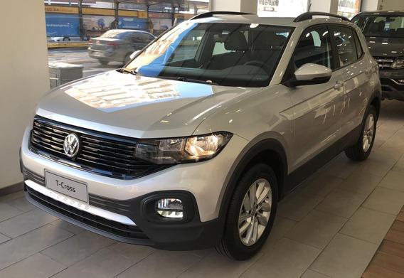 Nueva T Cross Trendline 0km Manual Volkswagen 2020 Vw 1.6 X8