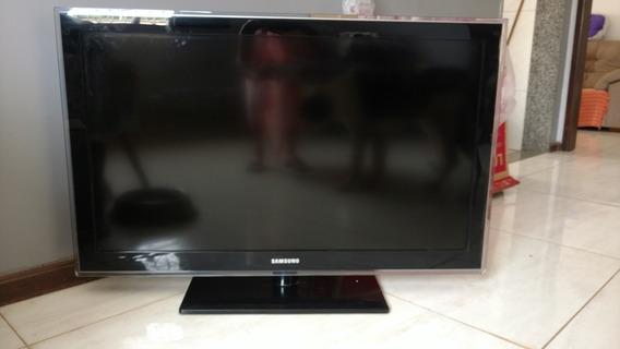 Tv Samsung Lcd - 40 - Ln40d550k1gxzd - Funcionando