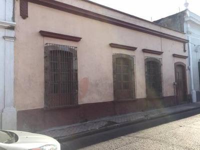 Venta Casa En Centro Histórico 480m2