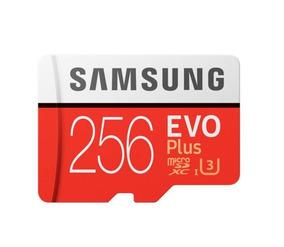 Cartao Samsung Micro Sdxc Evo 100mb/s 256gb Nintendo Switch