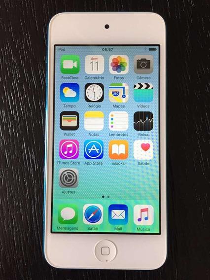 iPod Touch 5a Geração 32 Gb Azul A1421 (usado)