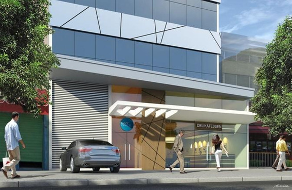 Sala Comercial À Venda, São Francisco, Niterói. - Sa0064