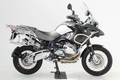 Bmw R 1200 Gs Adventure 2011 Cinza