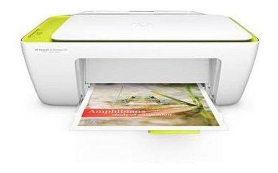 Impressora Hp Jato De Tinta Mult Color 2136 F5s30a Ak4