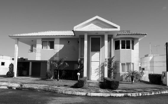 Sobrado Em Parque Do Jiqui, Parnamirim/rn De 300m² 4 Quartos À Venda Por R$ 800.000,00 - So271931