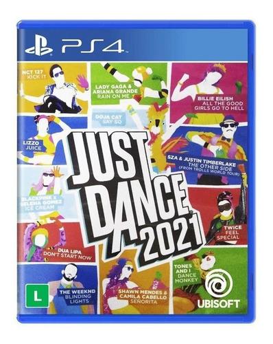 Just Dance 2021 Standard Edition Ubisoft Entertainment PS4 Físico
