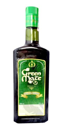 Green Mate Licor De Hierbas De 750ml 100% Original
