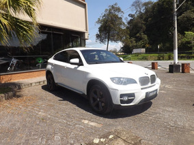 Bmw X6 4.4 V8 407cv Bi-turbo Branco - Motos.com