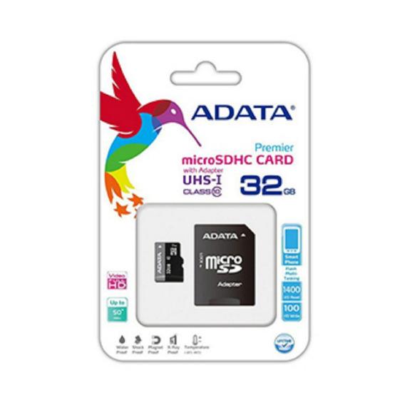 Cartão De Memória 32gb Original Adata Sdhc