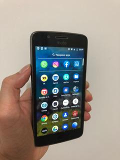 Smartphone Motorola G5 Xt1672 32gb Cinza