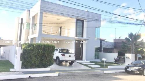 Casa Em Condomínio Para Venda Em Parnamirim, Parque Das Nações - Green Club 3, 5 Dormitórios, 5 Suítes, 6 Banheiros, 4 Vagas - Cas1193-g_2-974667