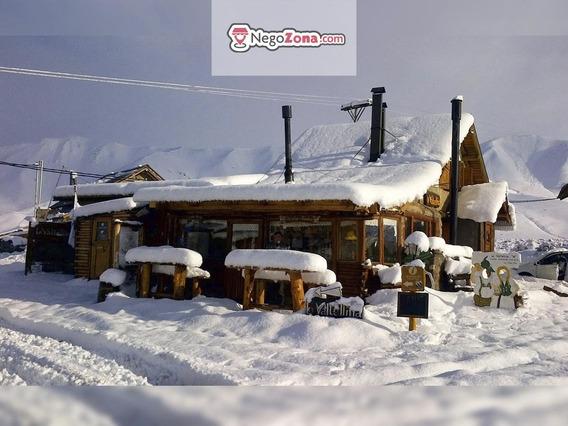 Fondo De Comercio - Restaurante (incluye Propiedad) - Valle De Los Molles, Mendoza