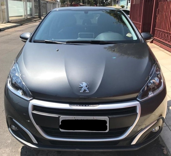 Peugeot 208 Active Pack 1.2 Flex 2019