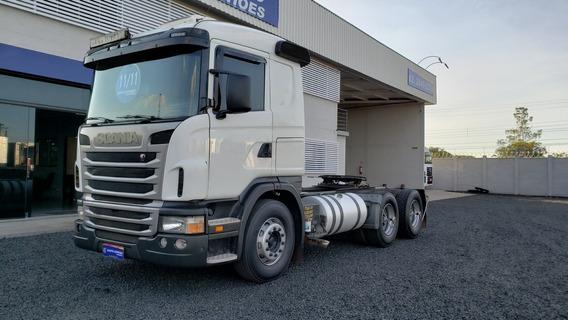 Scania G/420 6x4 2011/2011