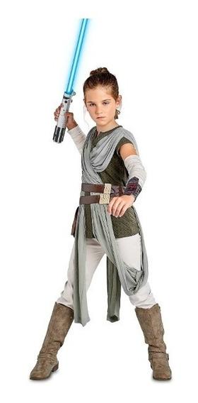 Disfraz Rey Star Wars Niña Talla 5/6 Hasta 116cm Disney