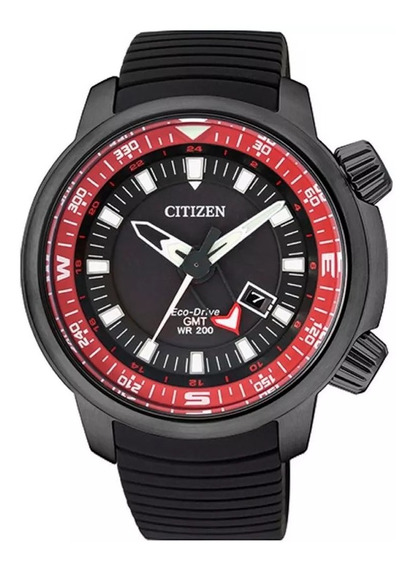 Relógio Citizen Masculino Eco Drive Bj7085-09e / Tz30759v