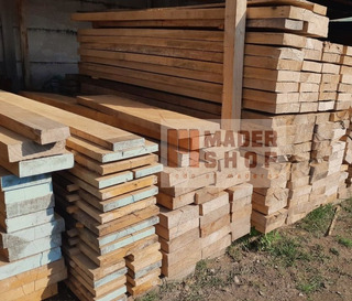 Tabla-tablones Madera Laurel S/cep. De 2 Pulgada Espesor - Mader Shop