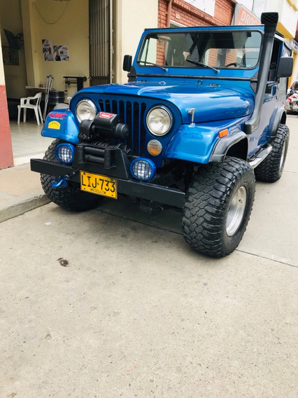 Jeep Renegade Cj 7 1996