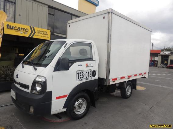 Kia K2700 ---diesel ---- 4x2 2700cc