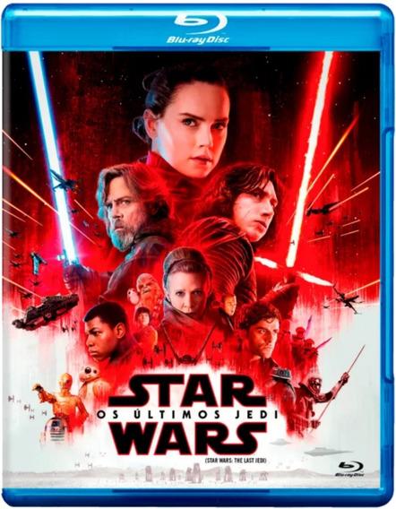 Blu-ray Original: Star Wars Episódio Viii - Os Últimos Jedi