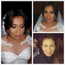 Maquilladora Profesional Maquillaje Y Peinado A Domicilio