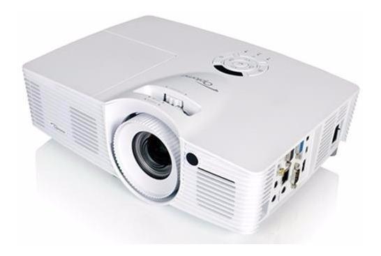 Projetor Optoma W-416 / 4500 Lumens / 3d / Lcd