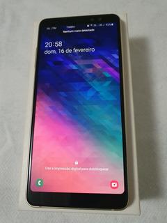 Samsung Galaxy A8+ Plus Lindo Impecável