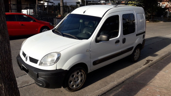 Renault Kangoo Confort 2011 Gnc 5ta-vende-permuta Por Mayor