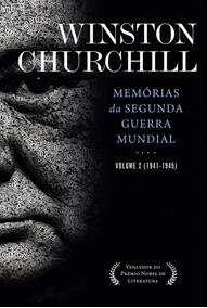 Memórias Da Segunda Guerra Mundial Volume 2 Livro Churchill