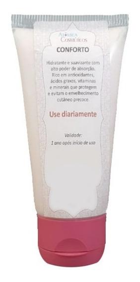 Hidratante Conforto Para As Mãos, Anti-idade, Vitaminas