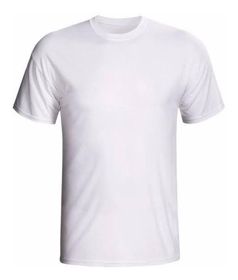 Camisetas 100% Poliéster Para Estampar