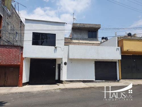Casa En Renta, Col. Santa Úrsula Coapa