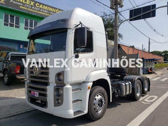 Vw 25390 6x2 Cabinado Ñ 2544 Fh Volvo Scania Mb Axor 400