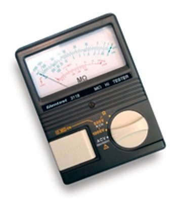 Megohmetro Analogico 1000v Dm1006s