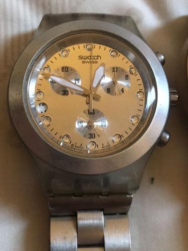 3 Relógios Swatch Full-blooded Por 600,00