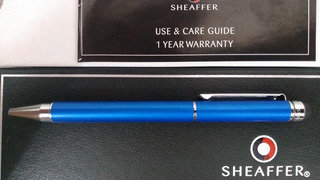 Bolígrafo Sheaffer Stylus Azúl