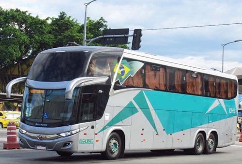 Ônibus Marcopolo Paradiso 1600ld Scania K400 Leito Seminovo