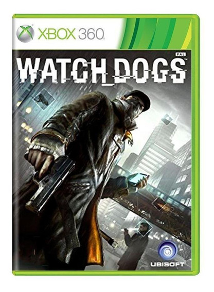 Watch Dogs Xbox 360 Mídia Física Pronta Entrega