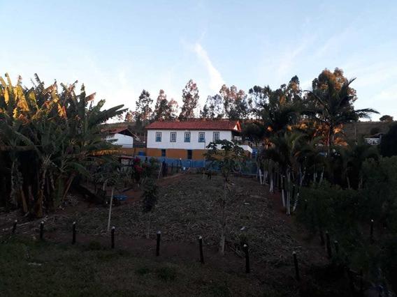 Chácara Em Baependi Sul De Minas Com 20.000 M2, Casa Muito Boa Estilo Colonial , Paiol, Quarto De Materiais, Garagem Coberta . - 255