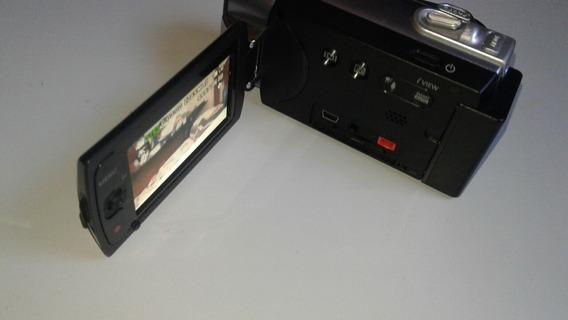 Filmadora Camera Sansung 65 X Smx F40 Semi Nova Tudo Ok