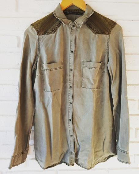 Camisa Zara No Jazmin Chebar