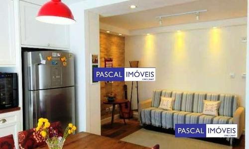 Imagem 1 de 14 de Apartamento Saude 02 Dormitorios 01 Vaga - V-6824