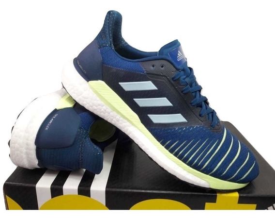 Tênis adidas Solar Glide M Azul