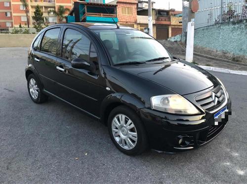 Imagem 1 de 11 de Citroën C3 2011 1.6 16v Exclusive Solaris Flex Aut. 5p