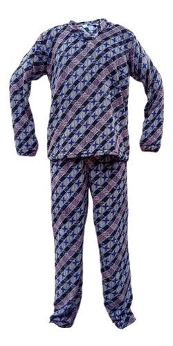 Pijama Termica Hombre Mujer Extra Grande